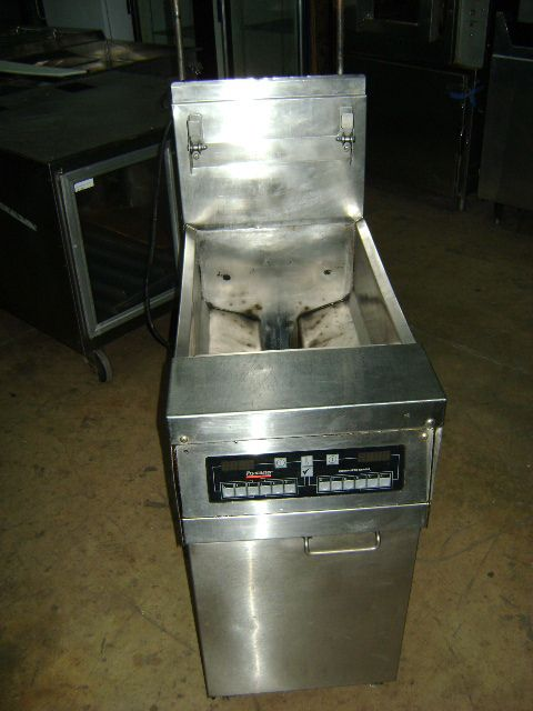 Frymaster 40lb Commercial Digital Gas Deep Fryer