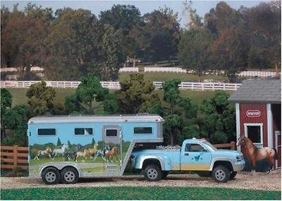 breyer horse trailer