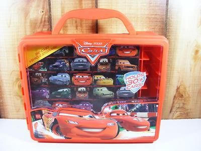 Disney Cars Carry Case Display Die Cast Pixar HOLDS 30