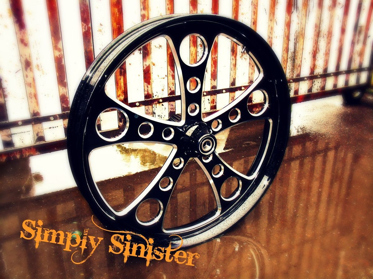 Custom Motorcycle Wheels Wheel Rims for Suzuki Boulevard M109 M90 C50