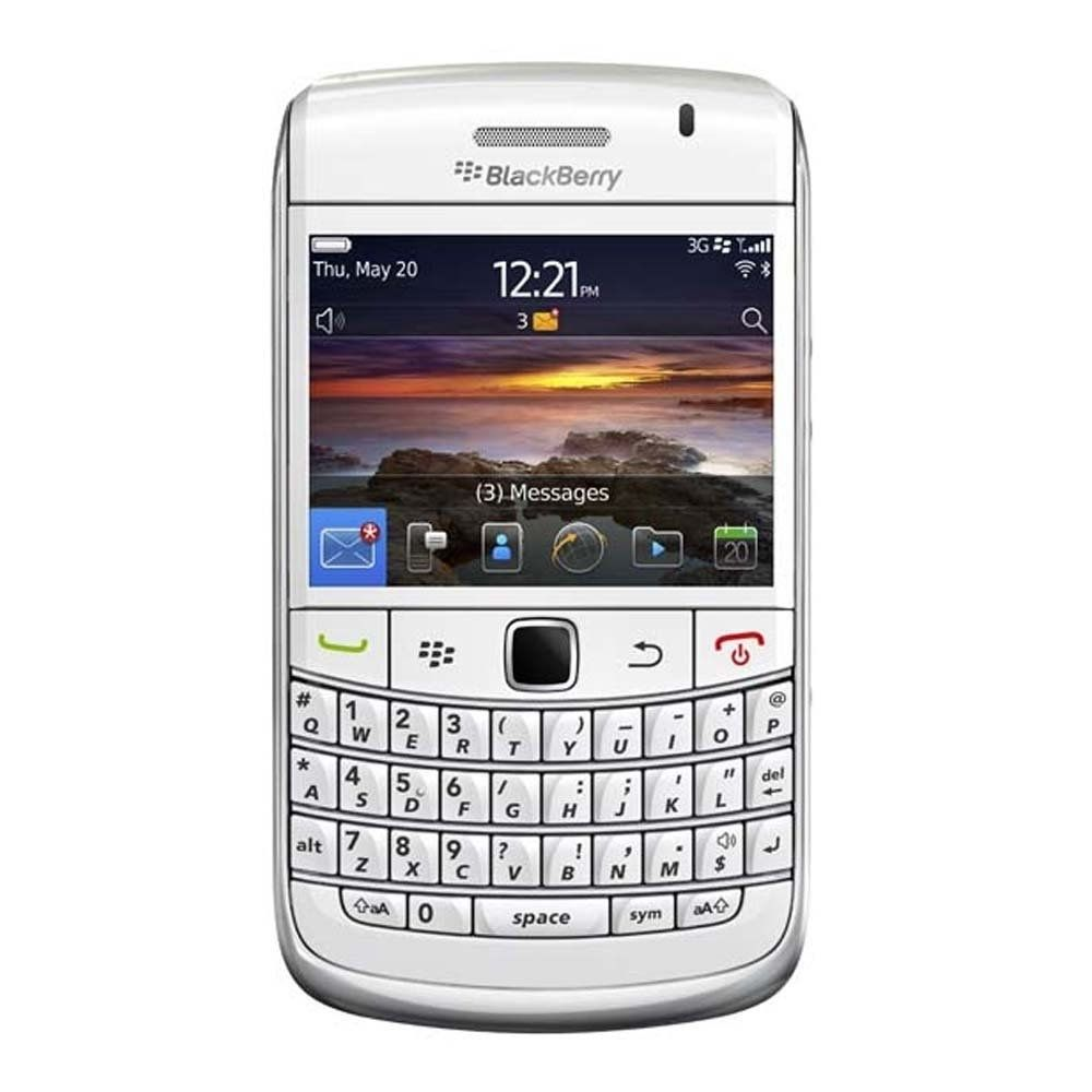 New Blackberry Bold 9780 Unlocked GSM Phone OS 6 GPS Wi Fi 5MP Camera